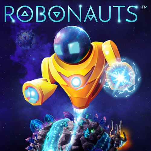 Robonauts switch box art