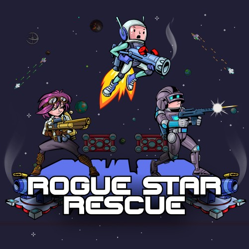 Rogue Star Rescue switch box art