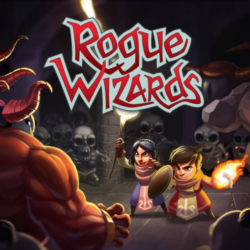Rogue Wizards switch box art