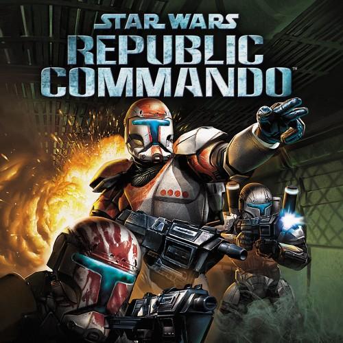 STAR WARS™ Republic Commando™ switch box art