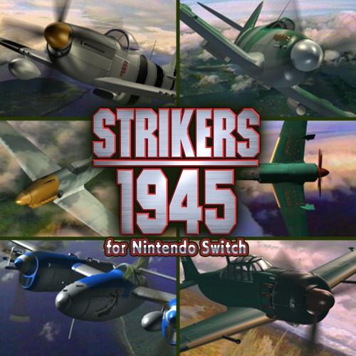 STRIKERS 1945.