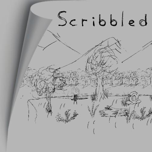 scribbled switch box art