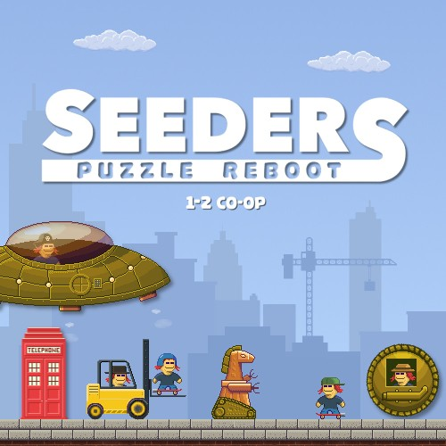 Seeders Puzzle Reboot