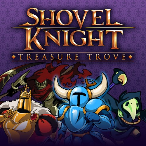 Shovel Knight: Treasure Trove switch box art