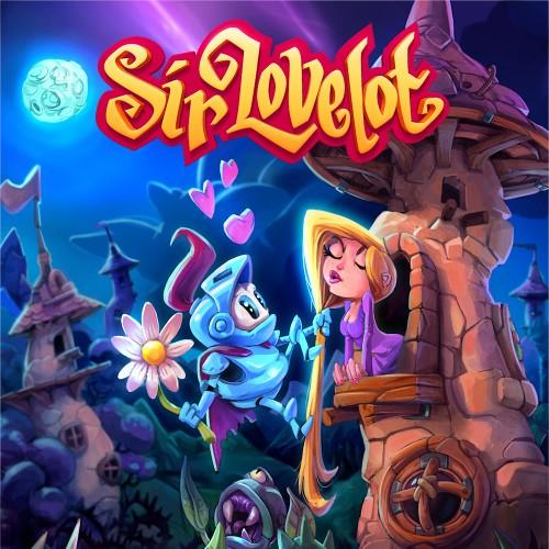 Sir Lovelot switch box art