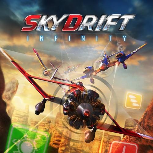 SkyDrift Infinity switch box art