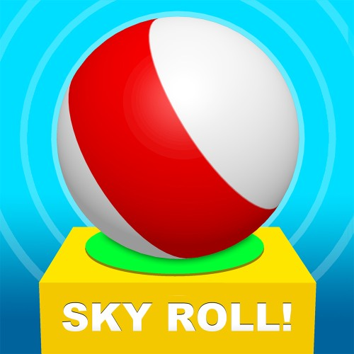 Sky Roll! switch box art