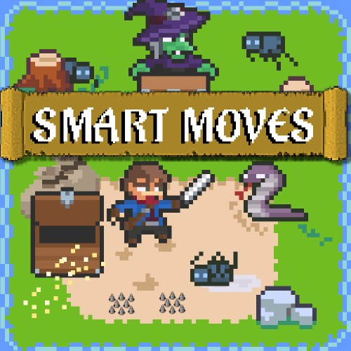 Smart Moves switch box art