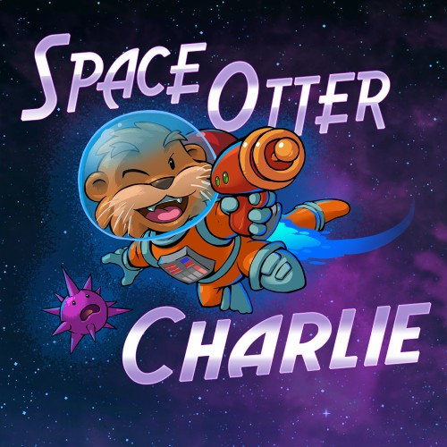 Space Otter Charlie switch box art