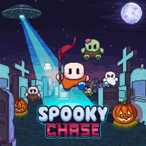 Spooky Chase switch box art