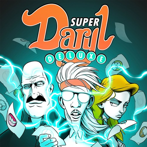 Super Daryl Deluxe
