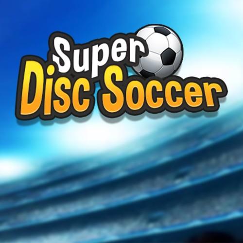 Super Disc Soccer switch box art