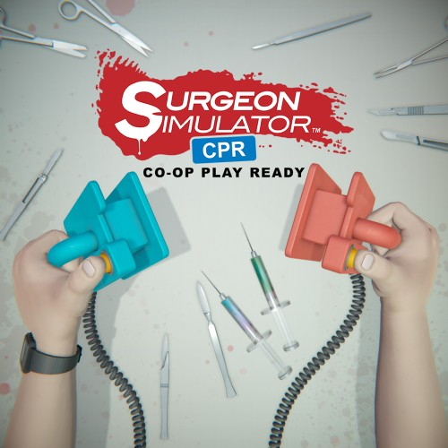 Surgeon Simulator CPR