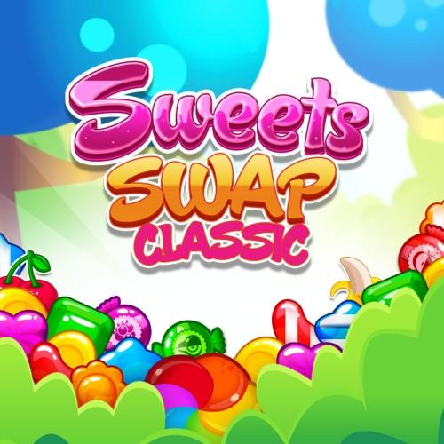 Sweets Swap Classic switch box art