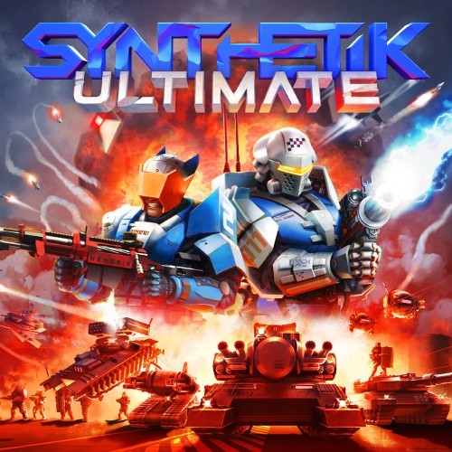 SYNTHETIK: Ultimate switch box art