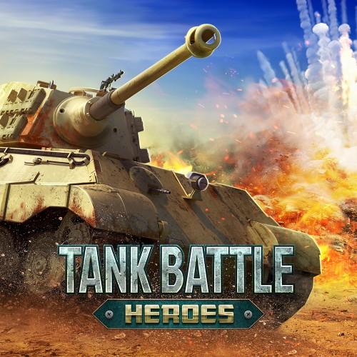 Tank Battle Heroes switch box art