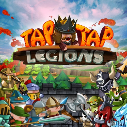 Tap Tap Legions switch box art