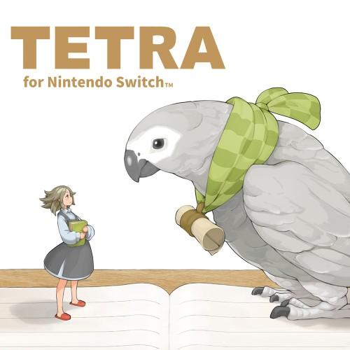 TETRA for Nintendo Switch International Edition switch box art