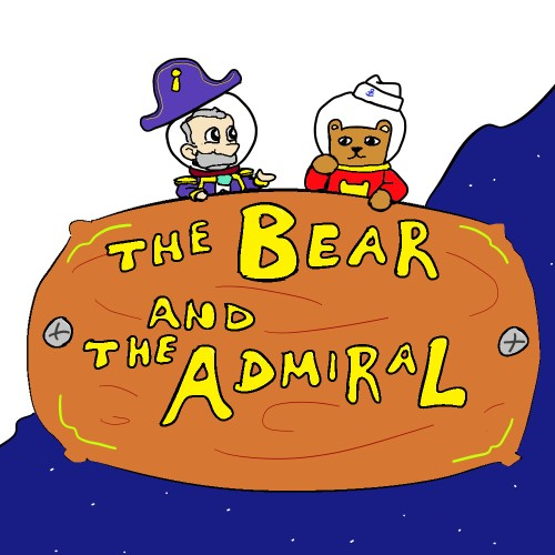 The Bear And The Admiral switch box art