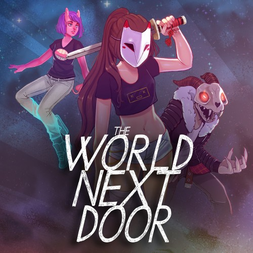 The World Next Door switch box art