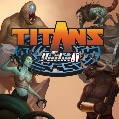 Titans Pinball
