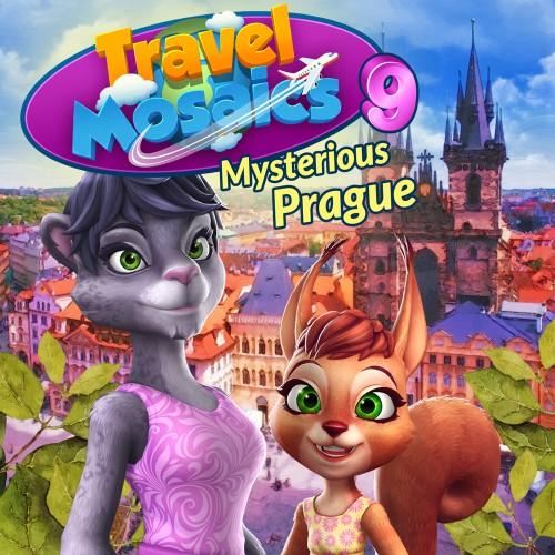 Travel Mosaics 9: Mysterious Prague switch box art