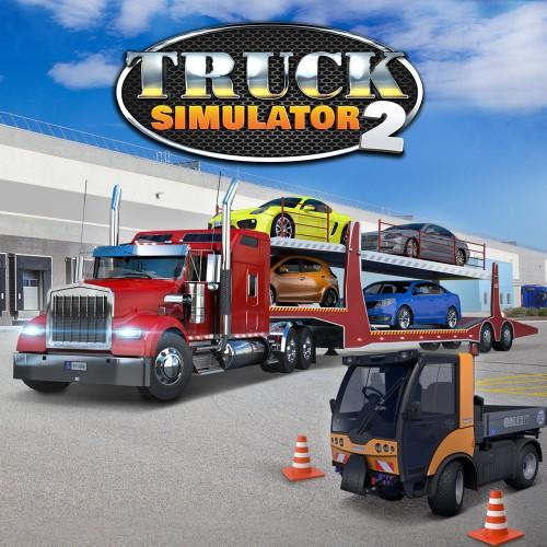 Truck Simulator 2 switch box art