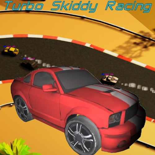 Turbo Skiddy Racing switch box art