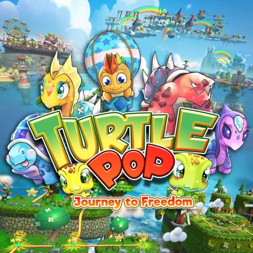 TurtlePop: Journey to Freedom