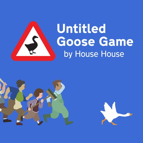 untitled goose game - 1000×1000