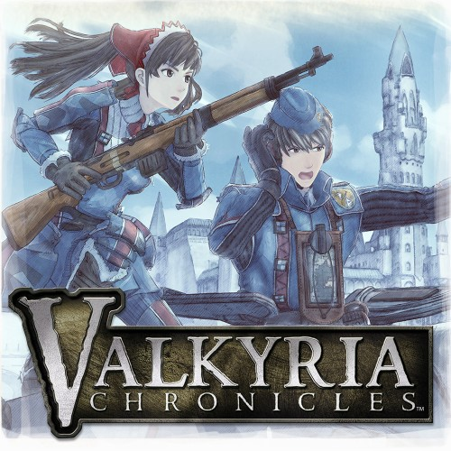 Valkyria Chronicles switch box art