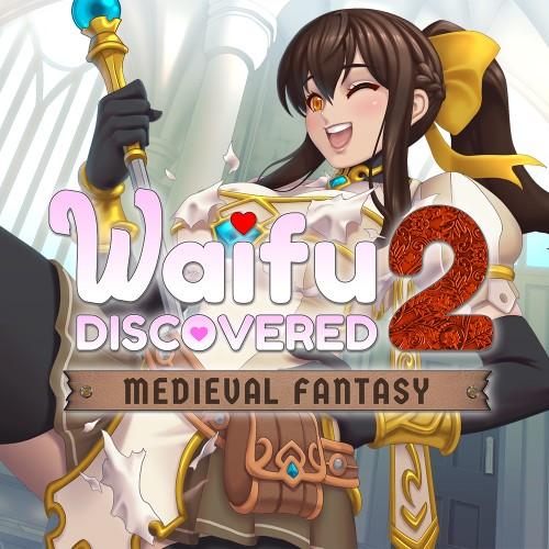 Waifu Discovered 2: Medieval Fantasy switch box art