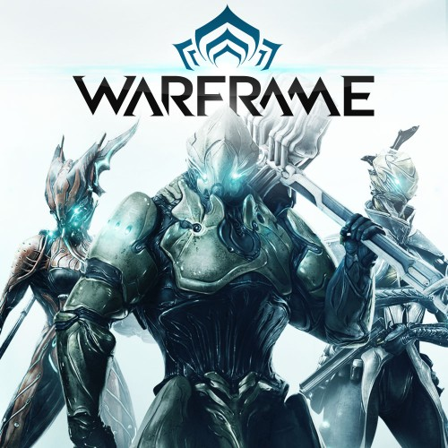 Warframe switch box art