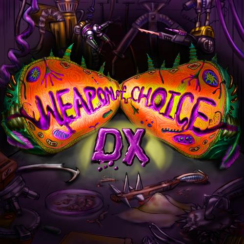 Weapon of Choice DX switch box art