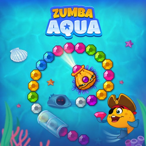 Zumba Aqua switch box art