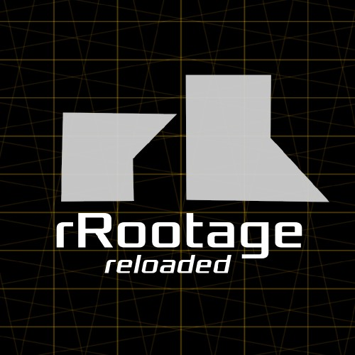 rRootage Reloaded switch box art