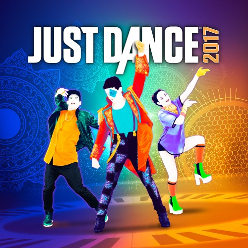 Just Dance 2017 switch box art