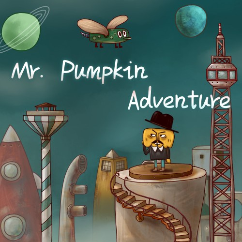 Mr. Pumpkin Adventure