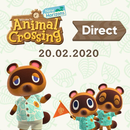 Seht euch die Animal Crossing: New Horizons Direct-Präsentation an!