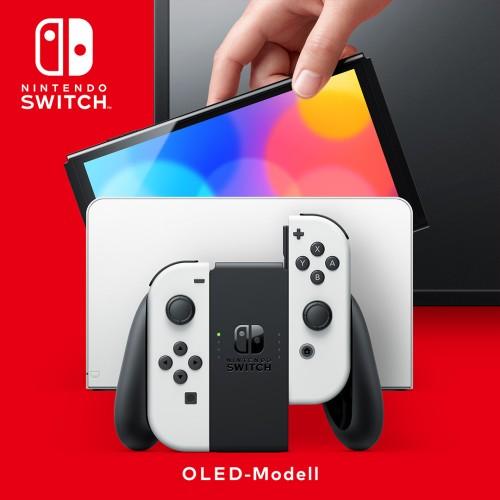 Nintendo Switch (OLED-Modell) erscheint am 8. Oktober!